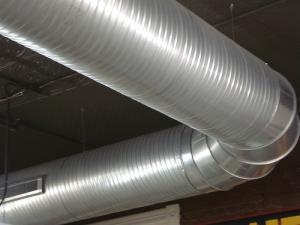 air duct installed in Boulder CO